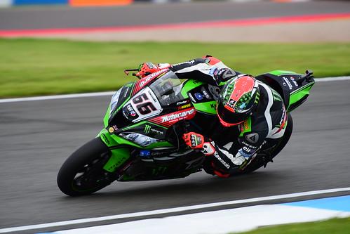 Tom Sykes, Kawasaki ZX-10RR, World Superbike Championship, Donington Park 2017