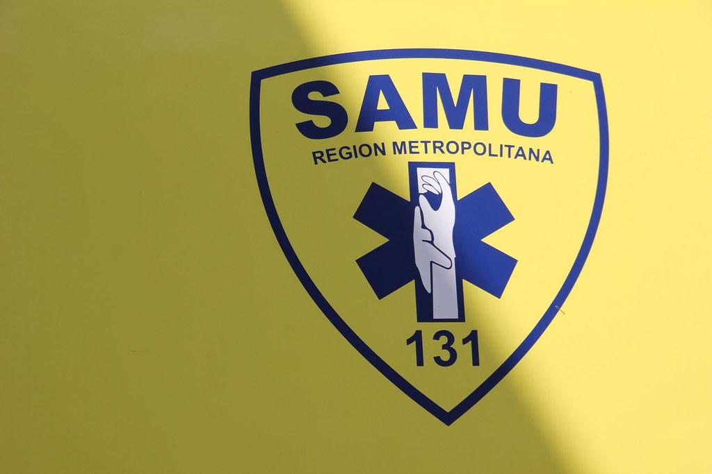 Conductores del SAMU serán capacitados por el Instituto de Seguridad Laboral