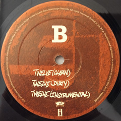 JURASSIC-5:QUALITY CONTROL(LABEL SIDE-B)