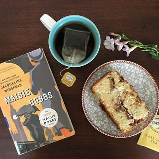 maisie dobbs and apple cake