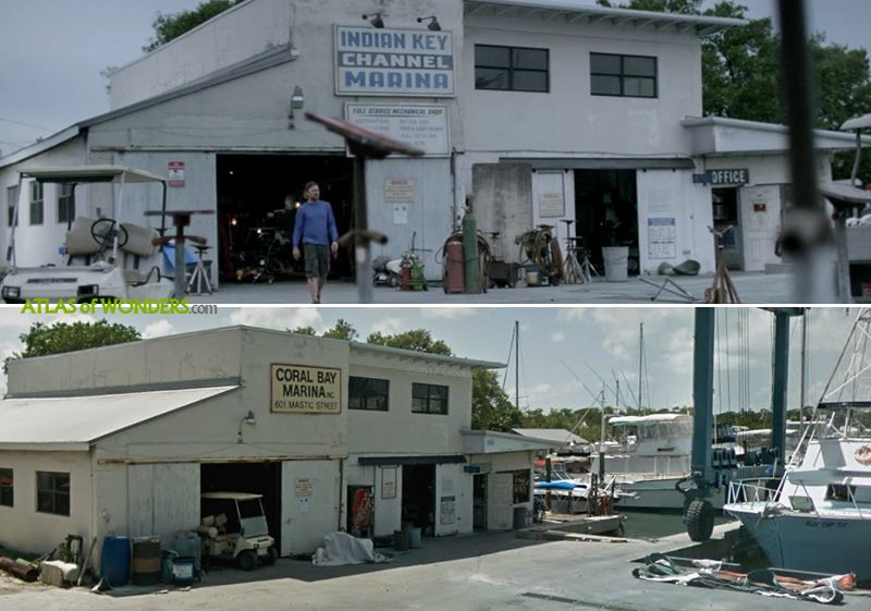 Where was bloodline filmed