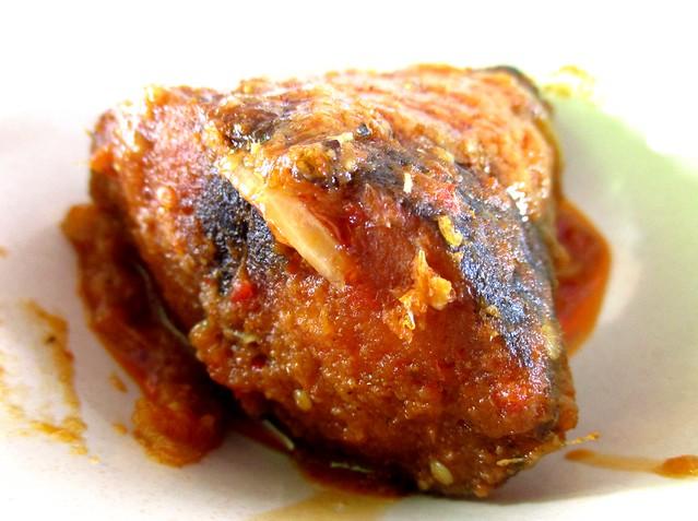 Sri Pelita sambal tongkol