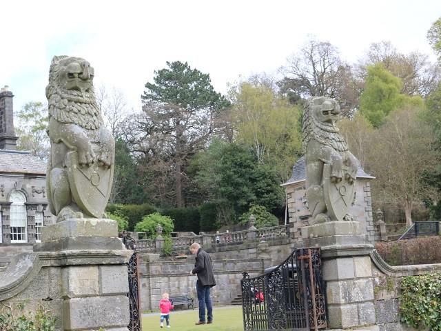 pollok park obiective turistice Glasgow 4