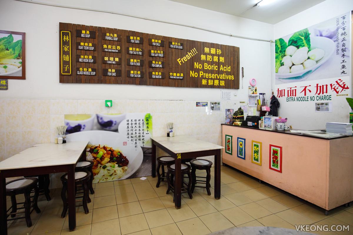 Lim's Kitchen Menjalara Kepong