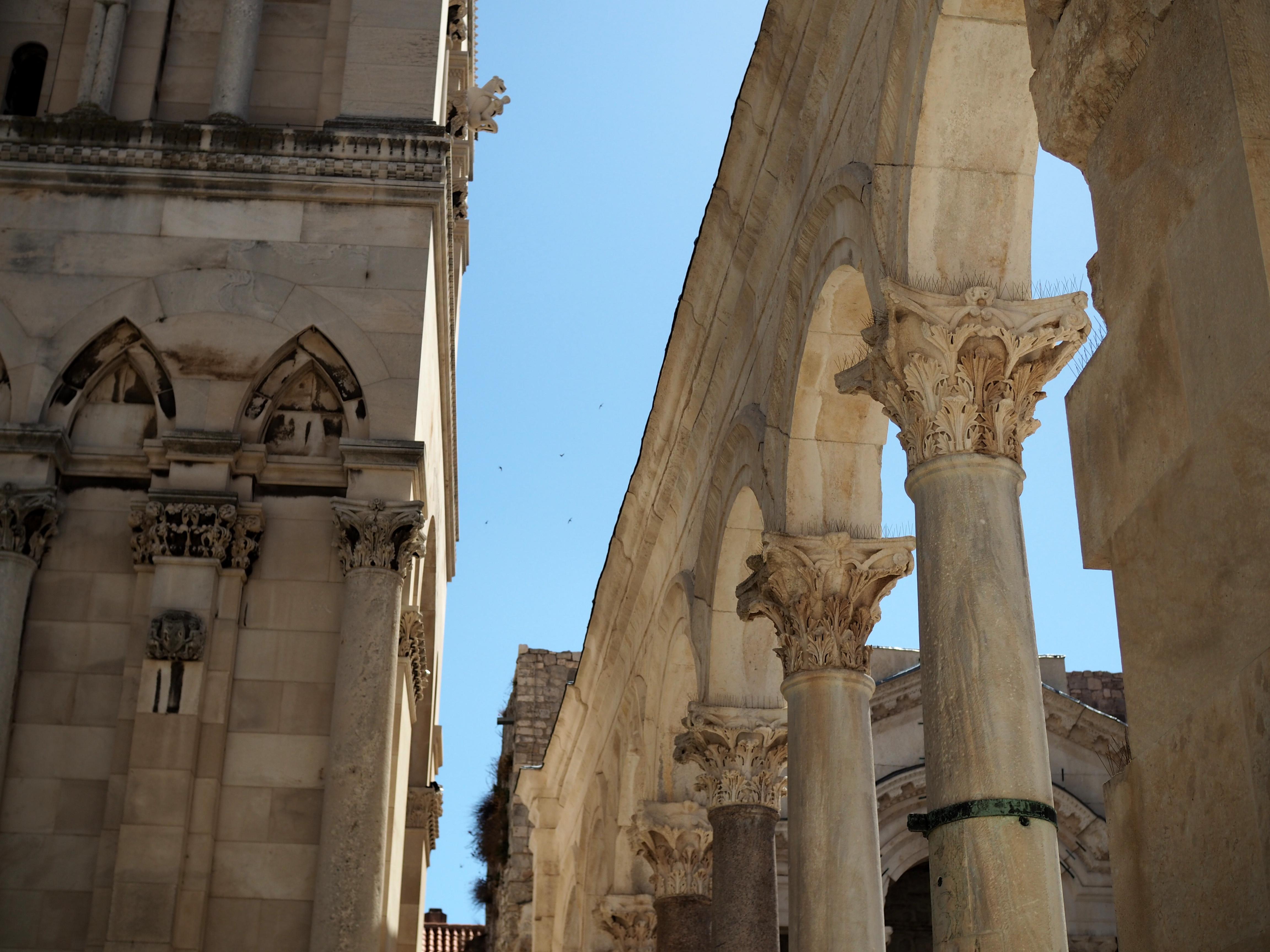 Split diocletianuksen palatsi