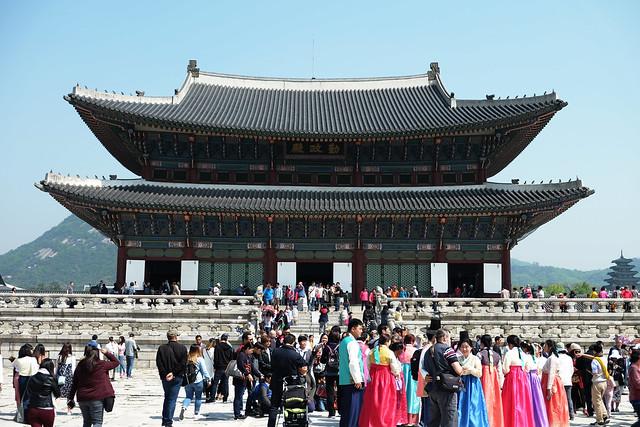 6 Patty Villegas - The Lifestyle Wanderer - Seoul - Korea - Wendys - Kimchi Chicken Fillet - Gyeongbokgung Palace - National Palace Museum of Korea -4