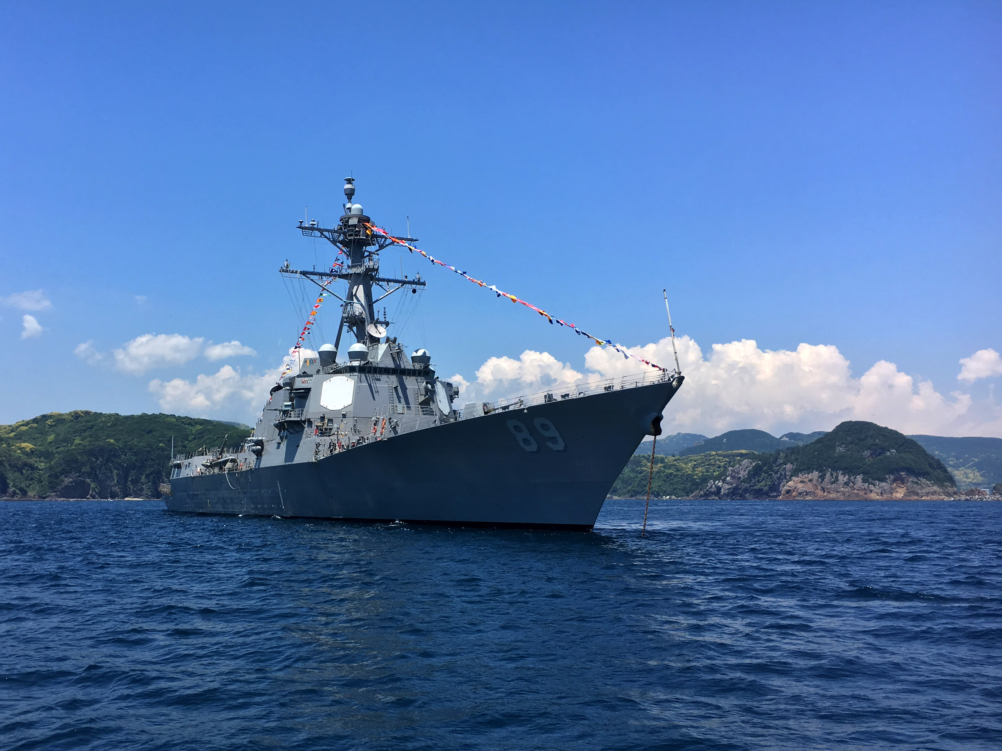 DDG : Arleigh Burke class destroyer - Page 5 34819147216_b94d69a609_o