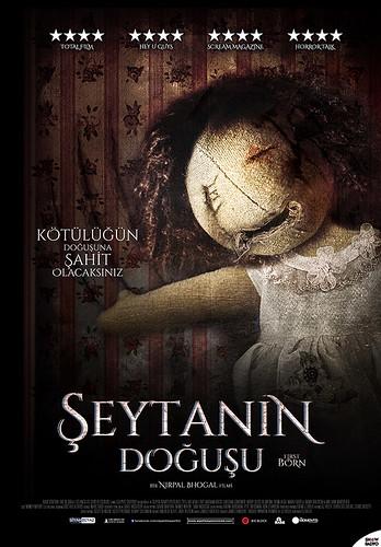 Şeytanın Doğuşu - First Born (2017)