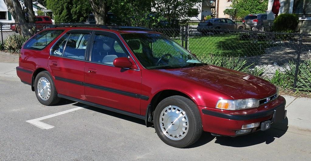 1991 Honda Accord Ex R Station Wagon Customcab Flickr