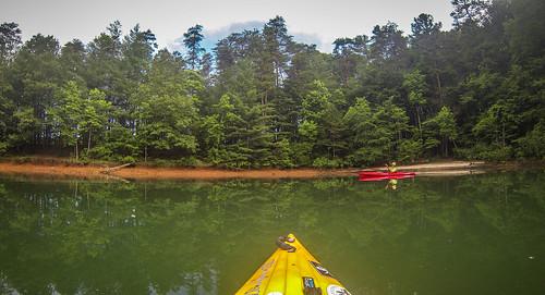Lake Keowee and Estatoe Creek-12