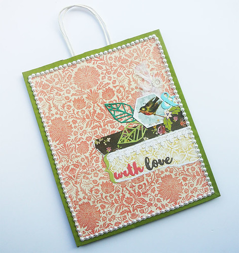 Diecuts-and-paper-scraps-on-a-paper-bag