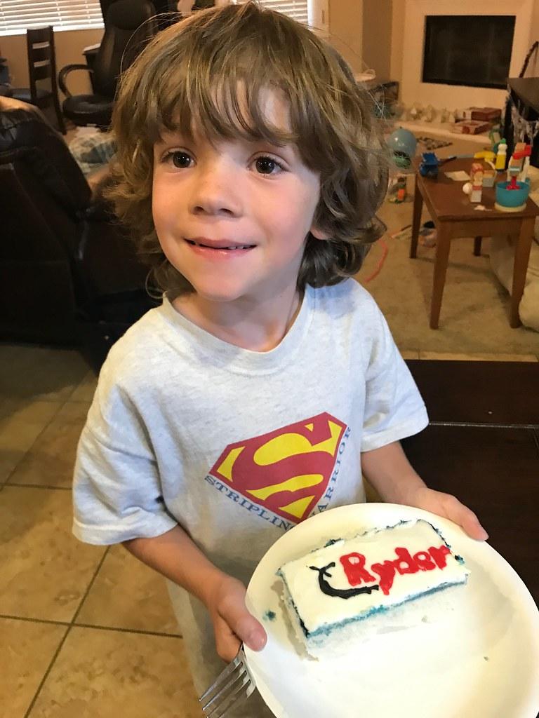 Ryder Cake