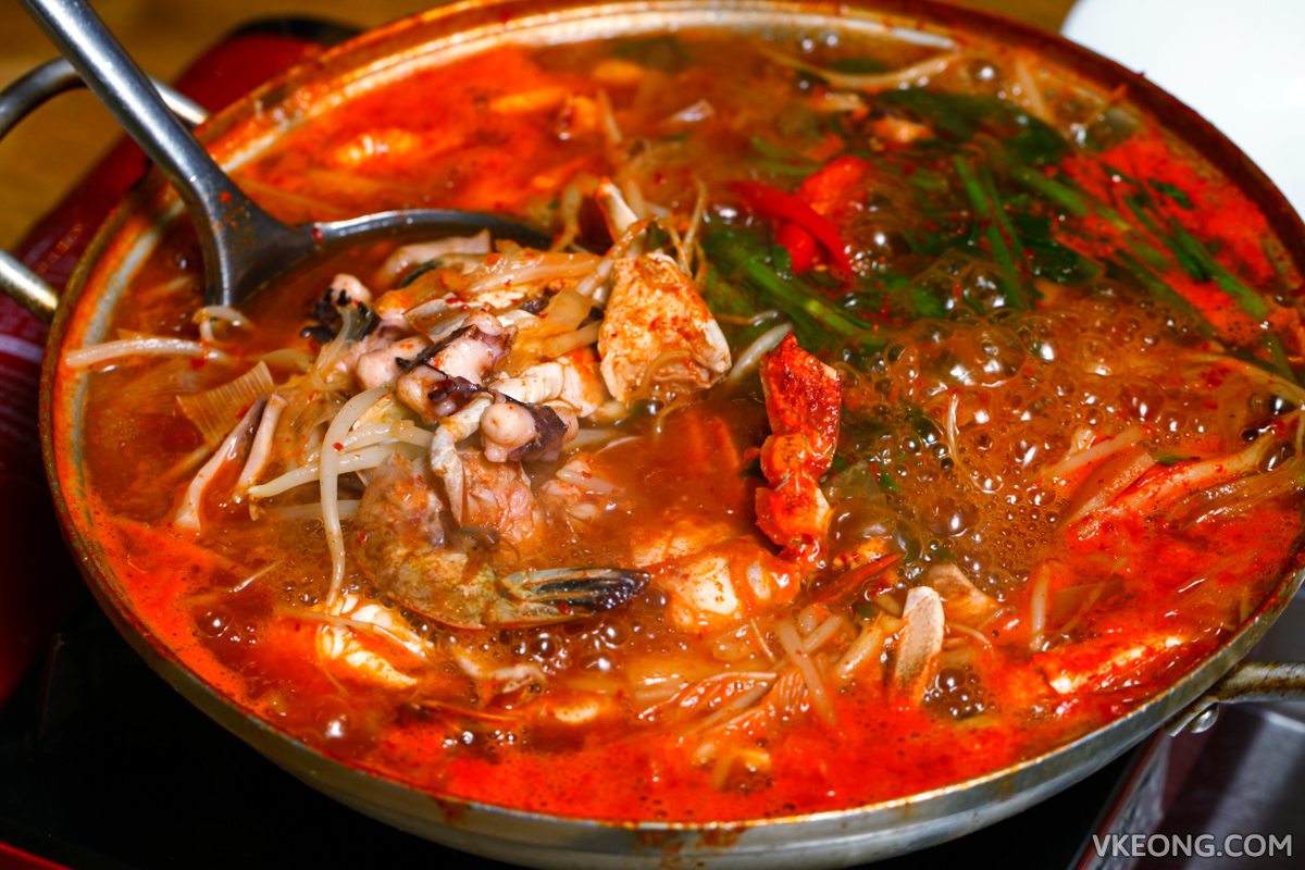 Ola Barbeque Garden Spicy Seafood Hot Pot