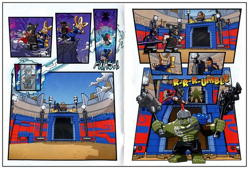 LEGO Marvel Super Heroes 76088 Thor vs. Hulk Arena Clash box16