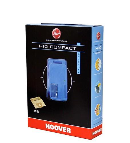 SACCHETTO ASPIRAPOLVERE HOOVER H10 COMPACT
