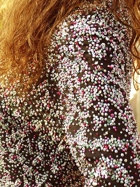 perles colorées