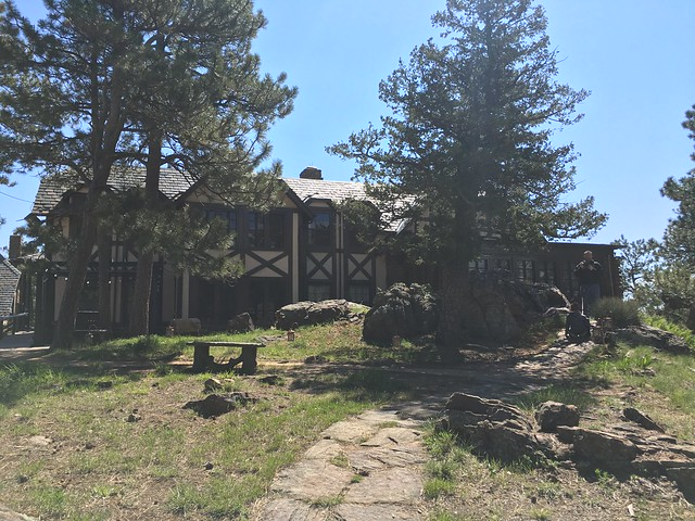 Boettcher Mansion on Lookout Mountain