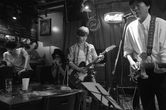 T.G.I.F. blues session at Terraplane, Tokyo, 09 Jun 2017 -00045