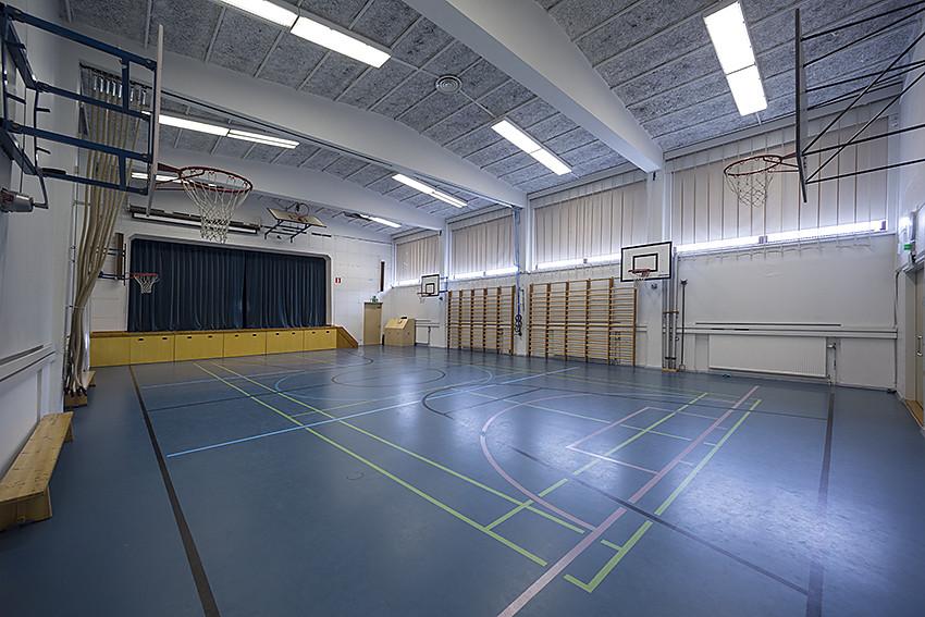 Kuva toimipisteestä: Niittykummun koulu / Liikuntasali 1