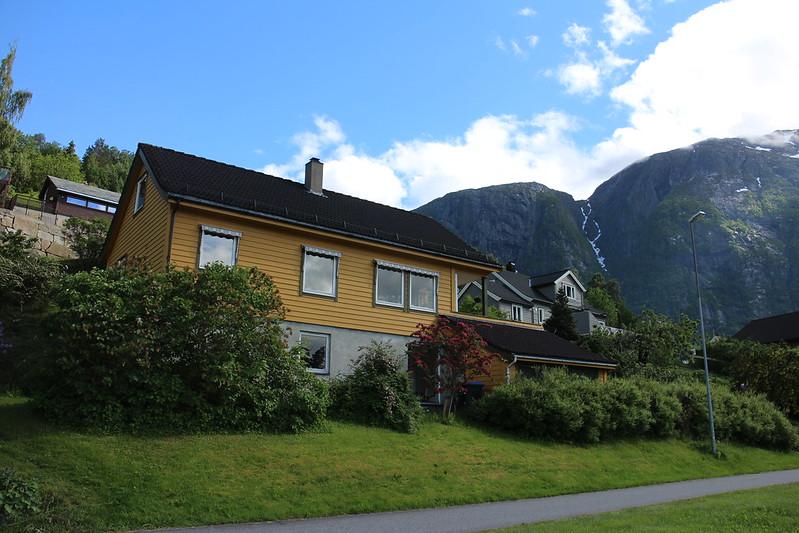 Eidfjord - Simadalsvegen