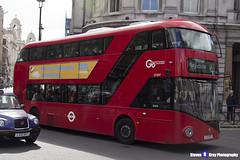 Wrightbus NRM NBFL - LTZ 1297 - LT297 - Marylebone 453 - Go Ahead London - London 2017 - Steven Gray - IMG_8678