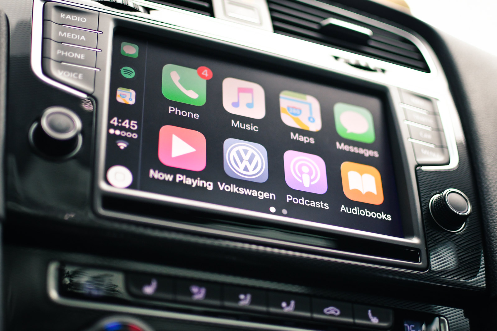 golf 7 2013 discover pro retrofit with carplay. Black Bedroom Furniture Sets. Home Design Ideas