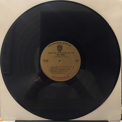 BILL COSBY:HOORAY FOR THE SALVATION ARMY BAND(RECORD SIDE-B)
