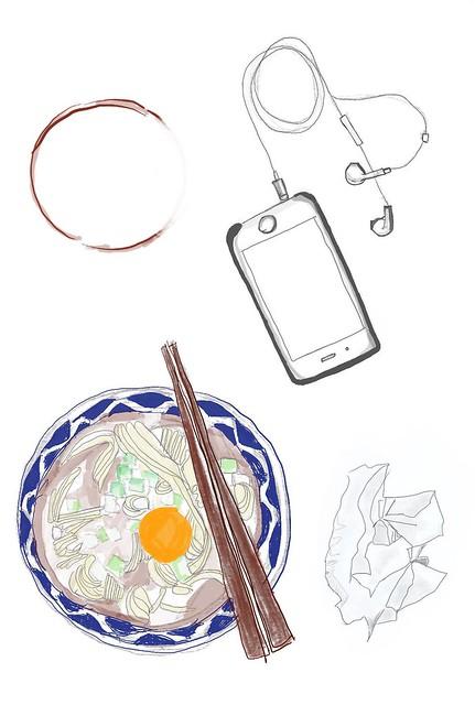 Xuewei Loyの個展「 I could be anywhere: 独り暮らしなら、どこでも同じ。」を開催します
