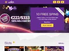 Yako Casino Lobby