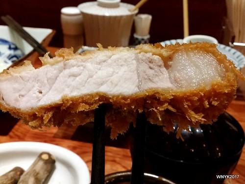 Gin-Jo-Pork Fatty Loin Katsu