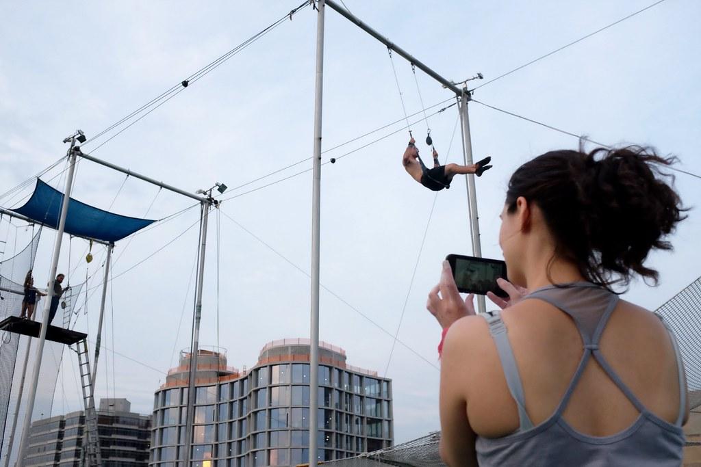 Trapeze School NYC