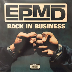 EPMD:BACK IN BUSINESS(JACKET A)