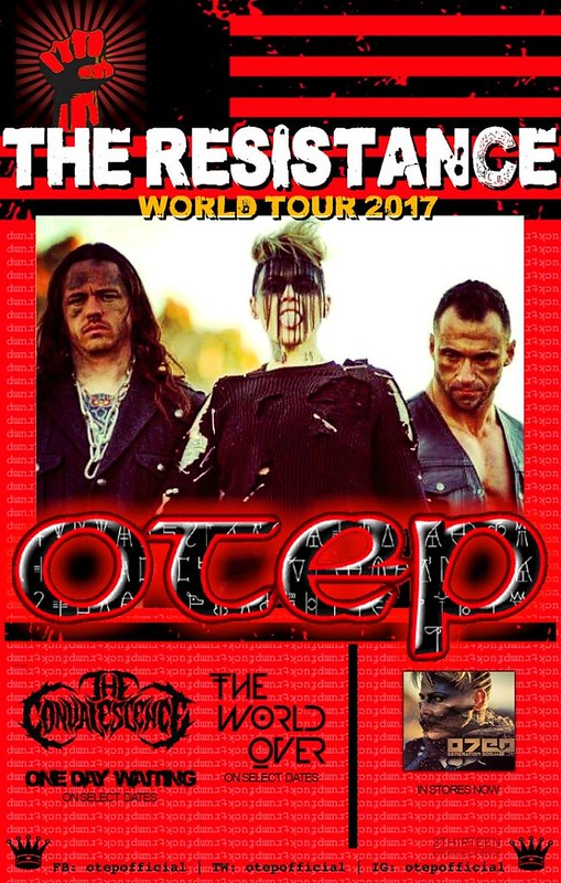 Otep at State Theatre
