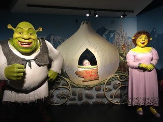 Madame Tussauds Orlando: Shrek | by Disney, Indiana