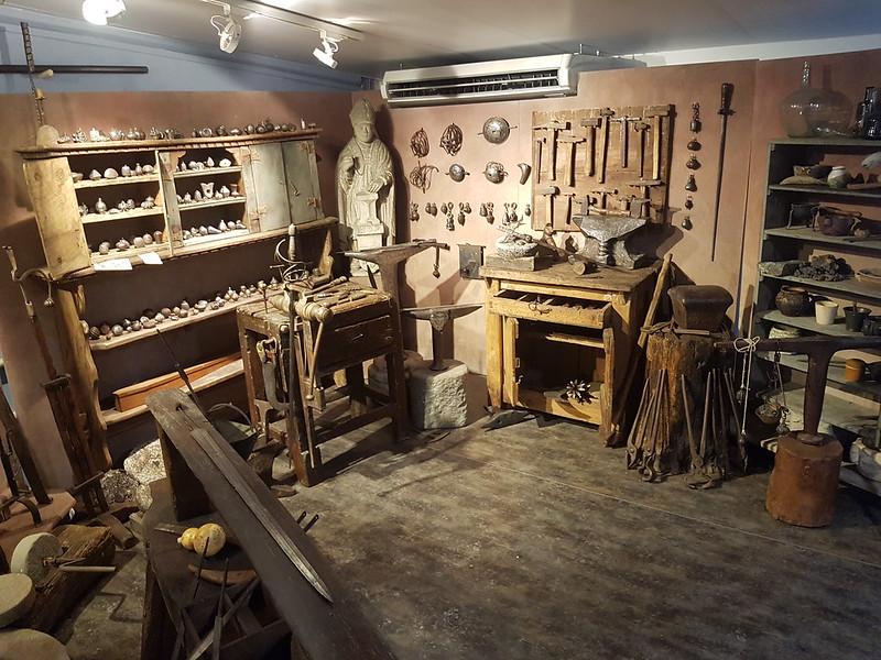 This Historical Blacksmith