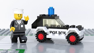 6600 Police Patrol by Steven Reid