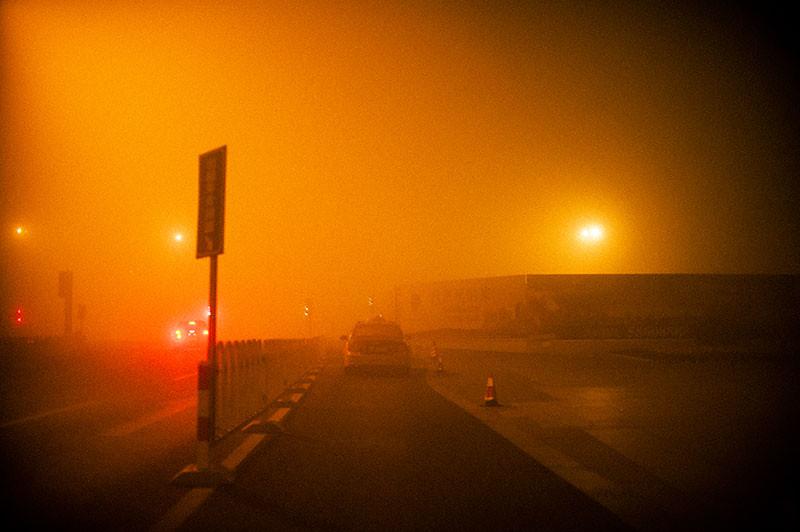 空氣污染。green_intruder(CC BY-SA 2.0)