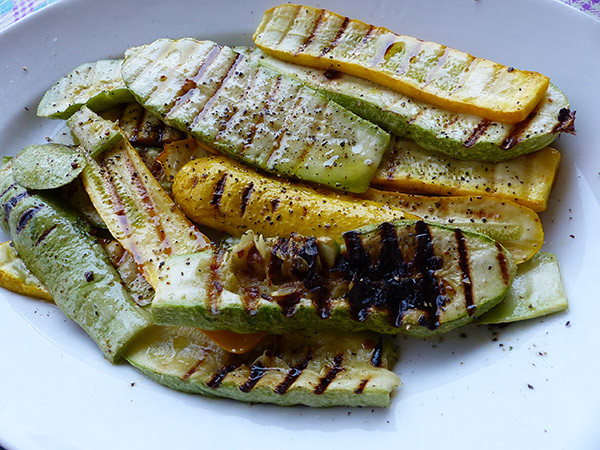 petites courgettes