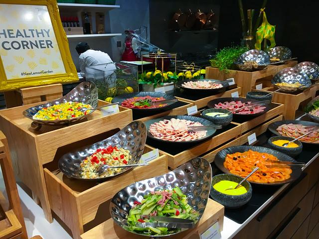 Lemon Garden Shangri-La - Healthy Corner