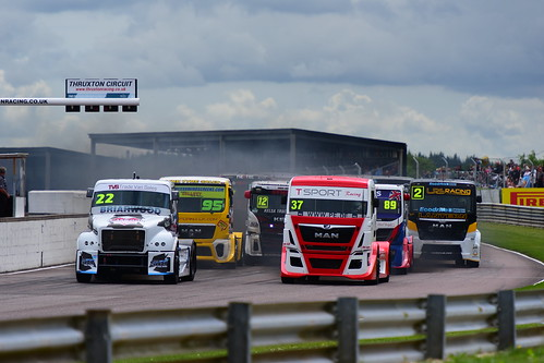 British Truck Racing Championship, Thruxton 2017