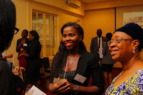Lagos alumni reception