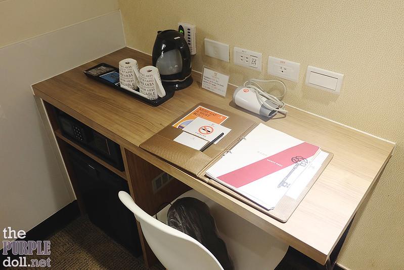 VIA Hotel Ximending Desk