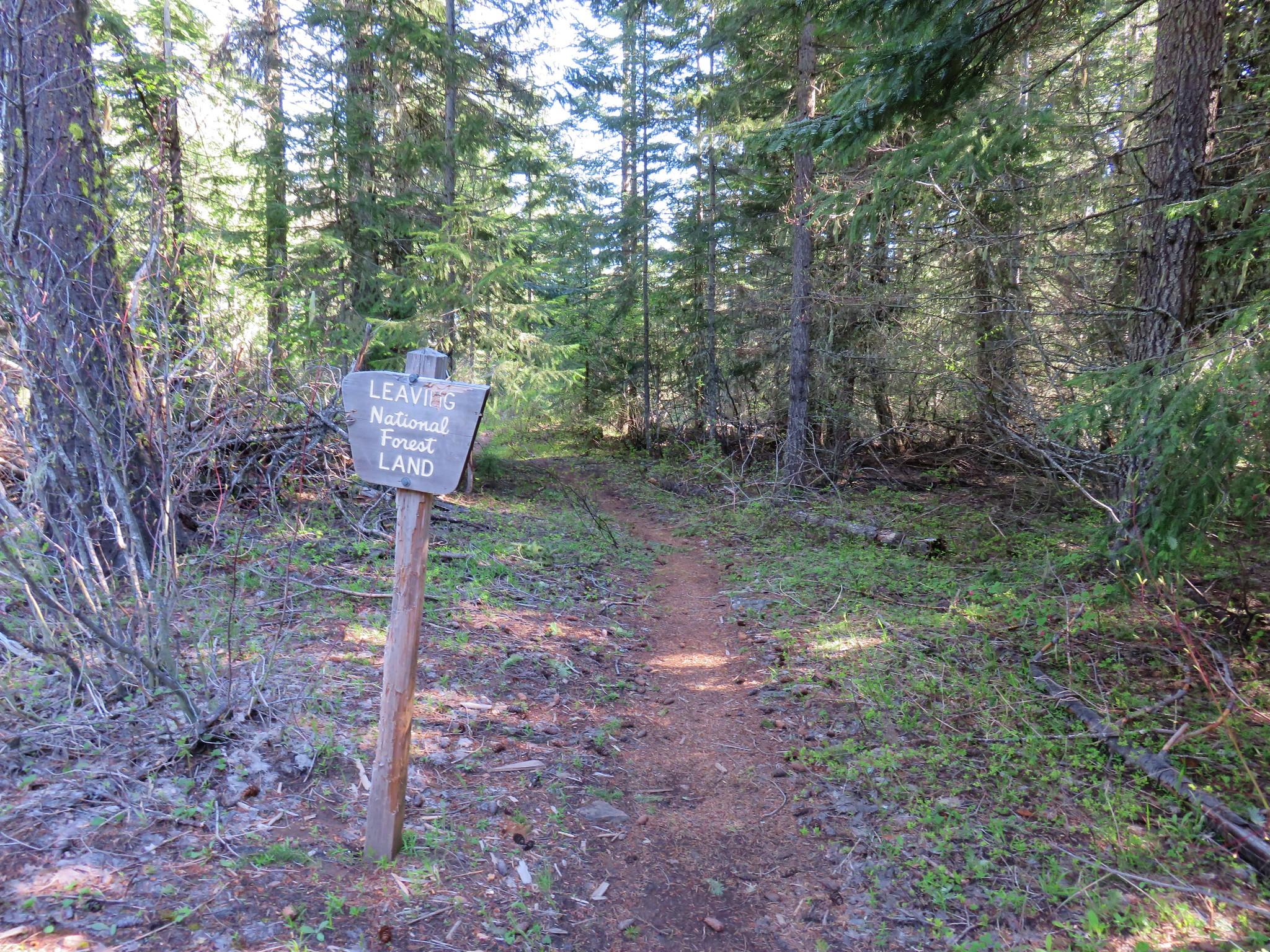 Surveryor's Ridge Trail