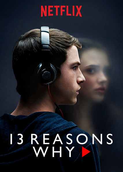 13 Reasons Why on Netflix #StreamTeam