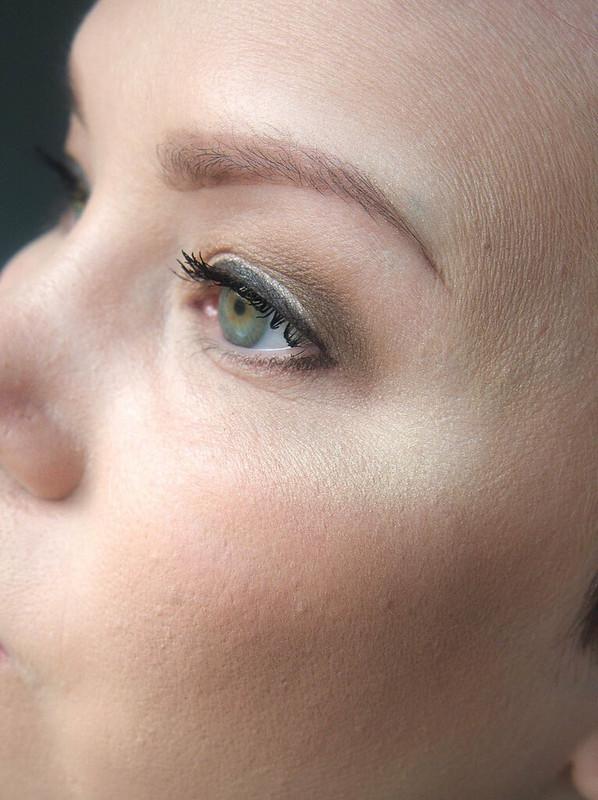 kasvojen varjostus ja korostus