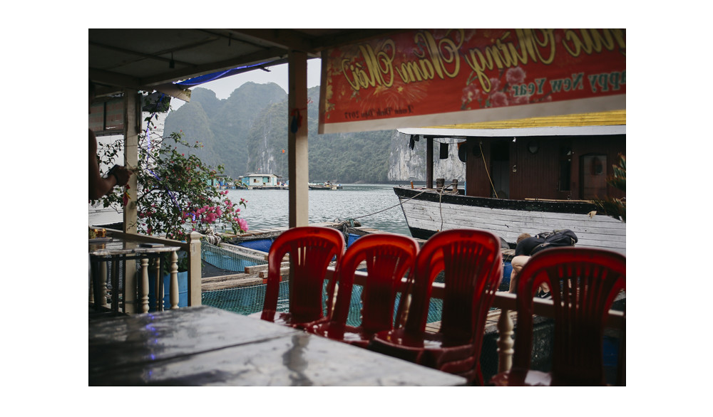 CatBa_19, Cat Ba Island and Halong Bay, a Photo and Travel Diary by The Curly Head, Photography by Amelie Niederbuchner