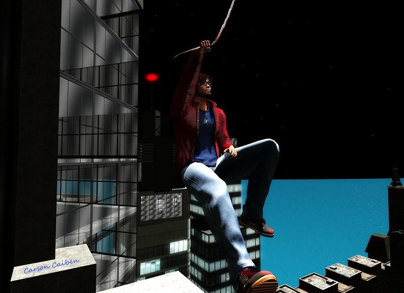 The Amazing Spider-Carson