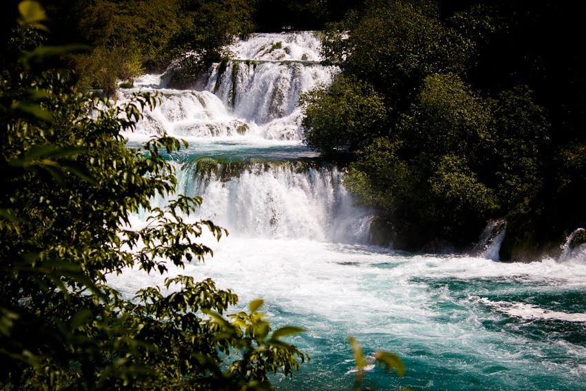 Krka waterfalls national park croatia-8473