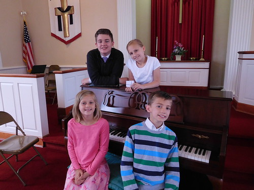 May 21 2017 Piano Recital