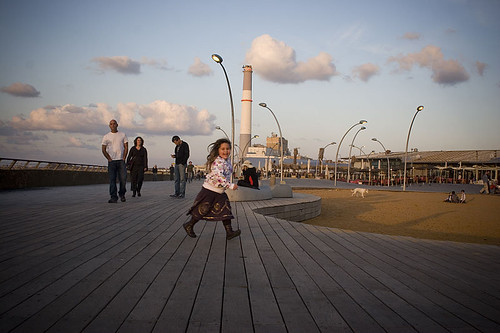 Old Tel Aviv Port Area, Namal Tel Aviv - from 5 Tel Aviv Landmarks and the History Behind Them
